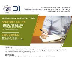 Escriba y publique su artículo científico (JIC)