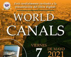 Presentación del Libro Digital World Canals