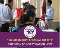 Primer Ciclo de Conferencia en la UTP - 2019 - Campus Central