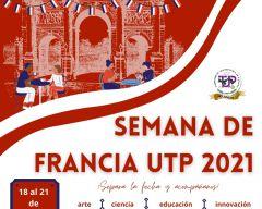 Semana de Francia UTP 2021
