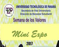 Semana de los Valores - Mini Expo