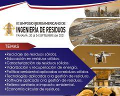 IX Simposio Iberoamericano de Ingeniería de Residuos