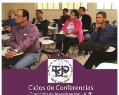 V Ciclo de Conferencias I+D en la UTP
