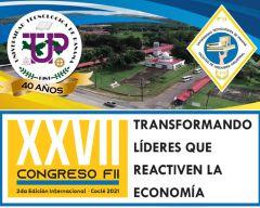 XXVII Congreso  FII la 2da  Edición Internacional Coclé 2021