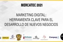 IV Cuarta versión Jornada de Mercadeo y II versión virtual de MERCATEC 2021.