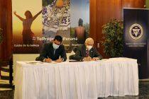 UTP y Cámara de Comercio, Industrias y Agricultura de Panamá firman Convenio.