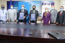 UTP y ETESA firman Convenio Marco de Cooperación.