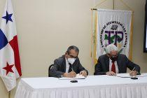 UTP firma Convenio de Cooperación con Corporación Zona Libre Internacional de Bocas del Toro.