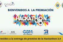 Ganadores del Hackathon Eurus 2020, versión 3.0, reciben sus premios