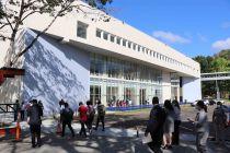 Recorrido por el Edificio de Facilidades Estudiantiles, Campus Victor Levi Sasso.