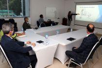 Reunión de seguimiento al Proyecto de Construcción de Dormitorios Estudiantiles.