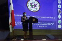Las palabras de bienvenida las dio la Ing. Vivian Valenzuela, Vicerrectora de Vida Universitaria.