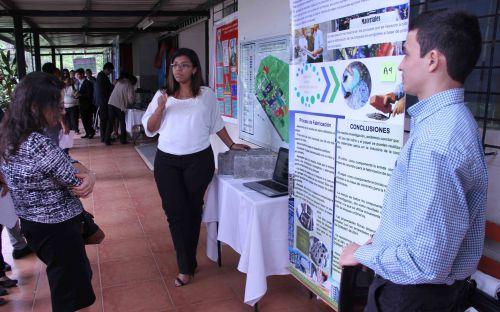 Jornada de Iniciación Científica Centro Regional de Veraguas.