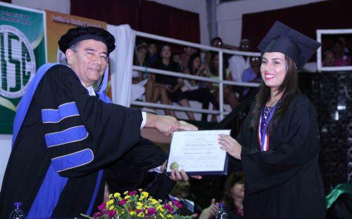 Acto de Graduación en Centro Regional de Coclé