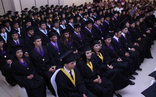 Graduación Promoción 2015, en el Centro Regional de Azuero.