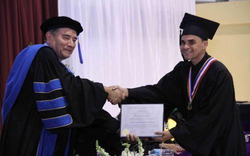Graduación Promoción 2015, en el Centro Regional de Panamá Oeste.