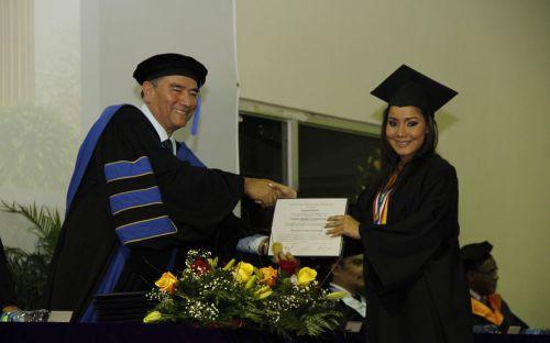 UTP Chiriquí entrega nuevos profesionales al país.