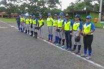 Equipo Softbol Femenino Azuero.
