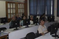 Docentes, Investigadores y Estudiantes de diferentes universidades del área participaron del Taller.