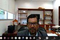 Dr. Alexis Tejedor, Vicerrector de Investigación, Postgrado y Extensión