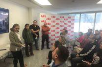 Ing. Guelda Carballeda, en Semana de la Integración en ABB Panamá