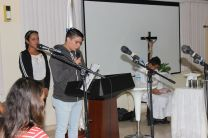 Con una Misa en Acción de Gracias, UTP Azuero, da la Bienvenida al Año Académico 2018.