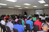Estudiantes, Docentes e Investigadores estuvieron presentes en la II Jornada de Investigación.
