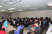 Estudiantes y Docentes de la Facultad de Ingeniería de Sistemas Computacionales de la UTP - Azuero.