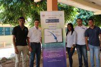 Estudiantes de la Facultad de Ingeniería Eléctrica del Centro Regional de Azuero participantes del Proyecto.