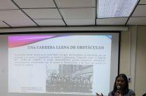 Ingeniera Yaxiela Salado, enlace de la Oficina de Emprendimiento de la UTP.