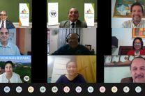 Directores de Centros Regionales participan de la firma de Convenio.