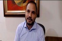 Mgtr. Arturo de Bernard, expositor invitado.