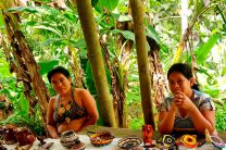 Autoridades de la UTP realizan gira a Polígonos en Cerro Pelado Gamboa