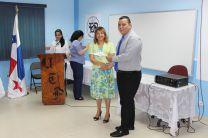 Estudiante Leonidas Augurto, Ganador del Concurso.