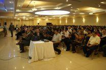 Asistentes al VI Congreso de Ingeniería en Azuero.
