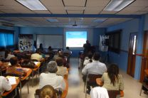 Participaron Directores y Orientadores de los Colegios Secundarios del área.