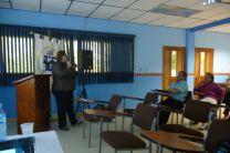 Exposición de la Licda. Mayra Cordero, Directora del SIU.