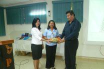 Donación de Libros a la Biblioteca del Centro Regional de Azuero.