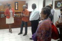 Recorrido por las instalaciones del Centro Regional de la UTP, en Colón.