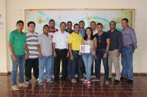 Equipo de Trabajo del Proyecto Hecas de la UTP Azuero.