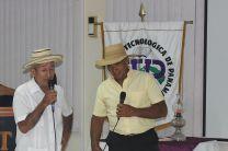 Presentaciones Artísticas, Salomadores, durante la Gala de Premiación.