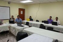 Participantes en UTP Azuero del Taller de Escritura Científica.