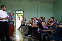 Ingeniero Secundino Villarreal presenta el Proyecto Ganador HECAS.