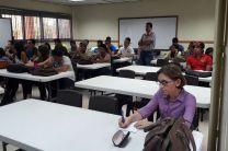 Diferentes facultades participan durante la Jornada.