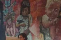 Ing. Maritza de Moreno presenta análisis de su mesa de trabajo.