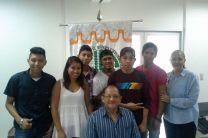 Estudiantes de Licenciatura en Desarrollo de Software de Coclé.
