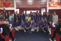 Estudiantes y Docentes de la UTP - Azuero participantes del Simposio: Ciencia en Provincias Centrales.