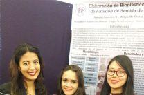 Estudiantes que participaron en la Jornada de Iniciación Científica UTP-2017.