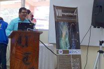 Ing. César Almanza, participó como expositor en el Congreso, en la UTP-Azuero.