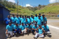 Equipo de Softball del Centro Regional de Azuero.